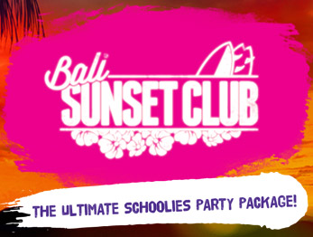 bali sunset club