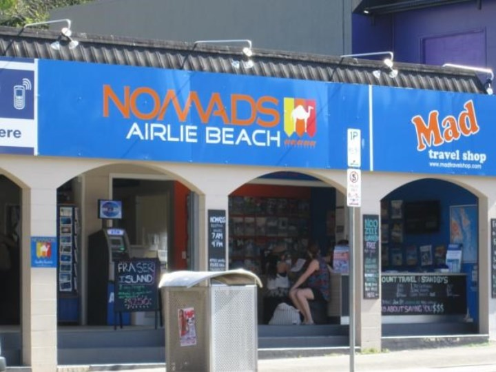 Nomads Airlie Beach - Exterior
