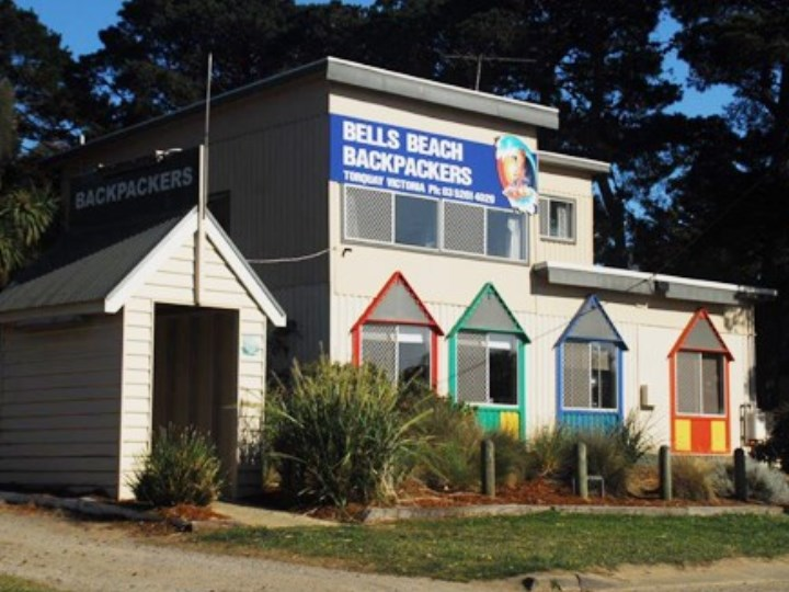Bells Beach Backpackers - Exterior