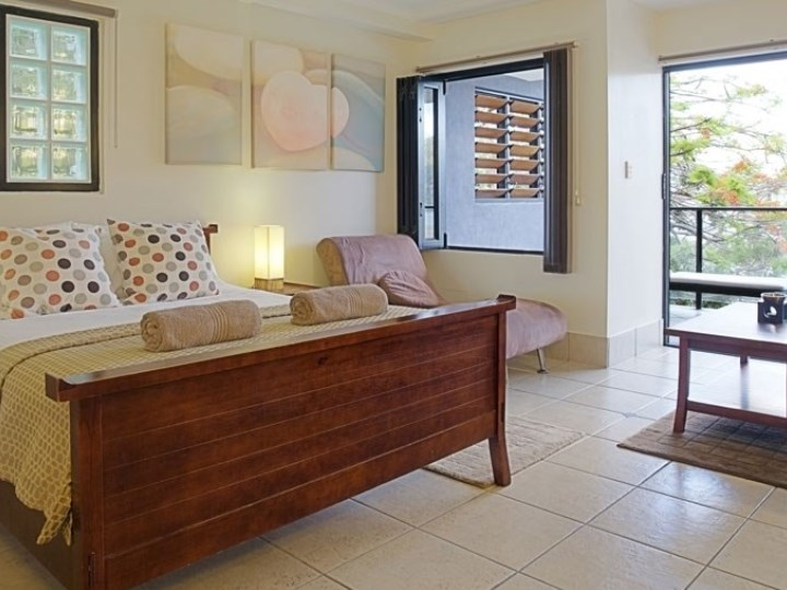 Waterfront Whitsunday Retreat - Bedroom