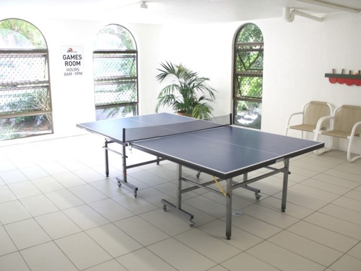 Copacabana -  Games Room