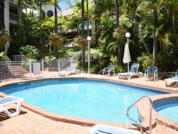 Copacabana Holiday Apartments