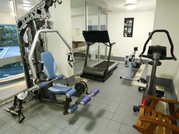 Biarritz Apartments - Gym