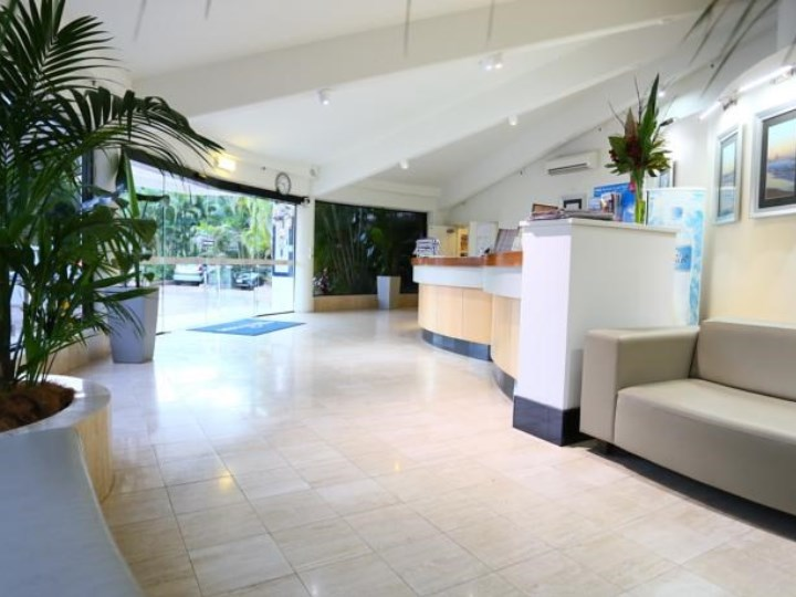 Biarritz Apartments - Reception