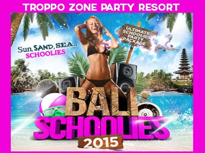 Troppo Zone Party Resort Package