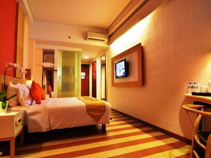 The One Legian Hotel - Bedroom