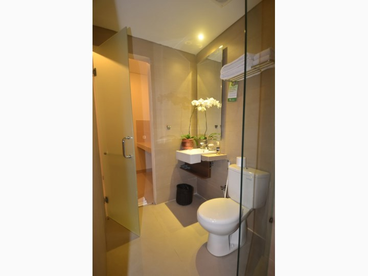 Grand Barong Resort - Bathroom