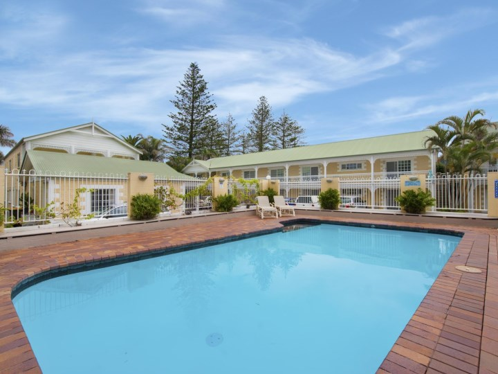 Wollongbar Motel - Swimming Pool