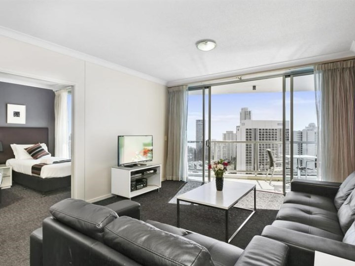 Chevron Towers Private Apartments, Gold Coast