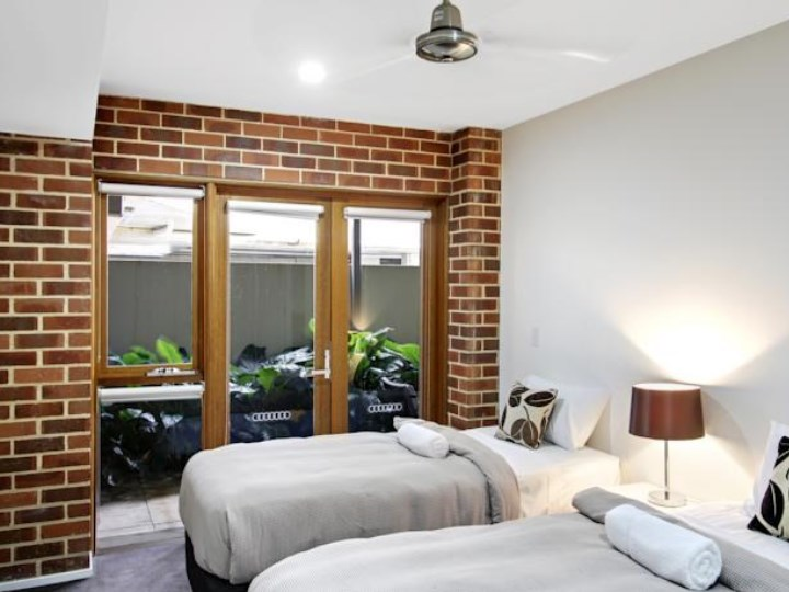 The Butter Factory - Bedroom