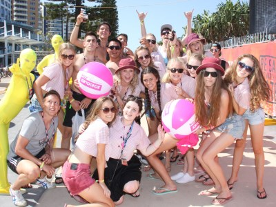 Secret Schoolies Hotel, Gold Coast