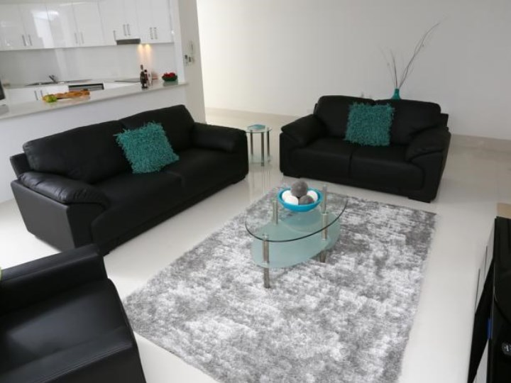 Biarritz Apartments - Lounge Room