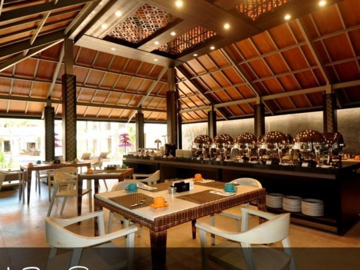 Grand Barong Resort - Restaurant