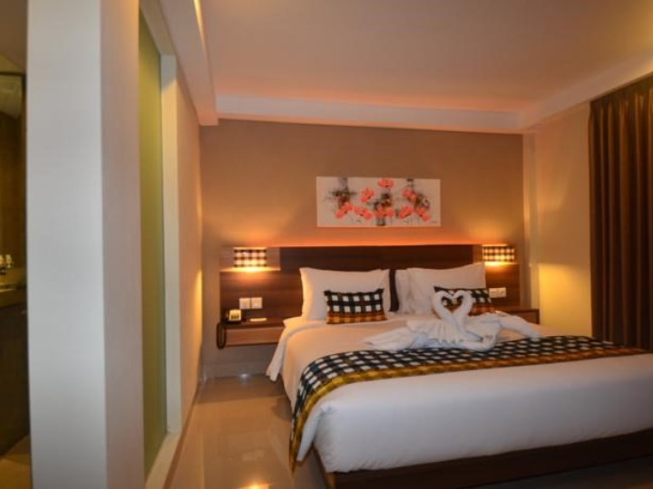Grand Barong Resort - Bedroom