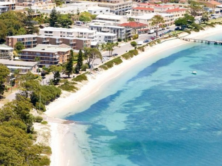 Ramada Resort Shoal Bay - Aerial View
