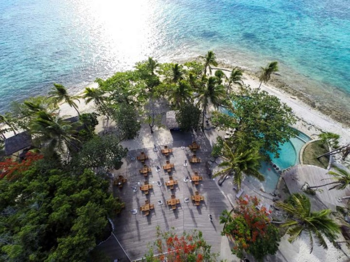 Treasure Island Including Flights And Meals, Fiji