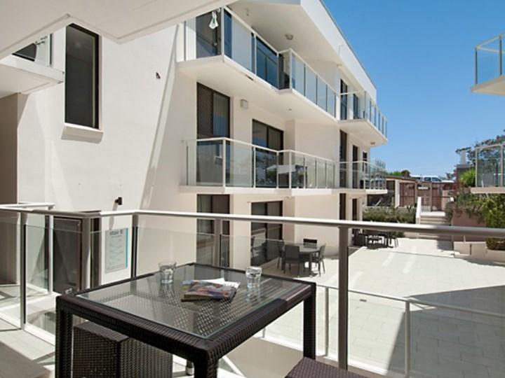 Bayview Beachfront Apartments, Byron Bay