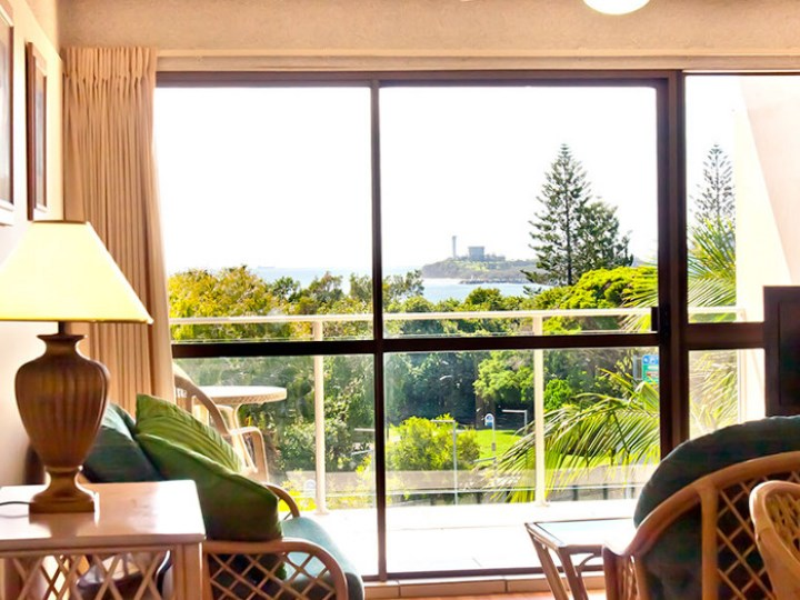 Bellardoo Holiday Apartments - Beach View