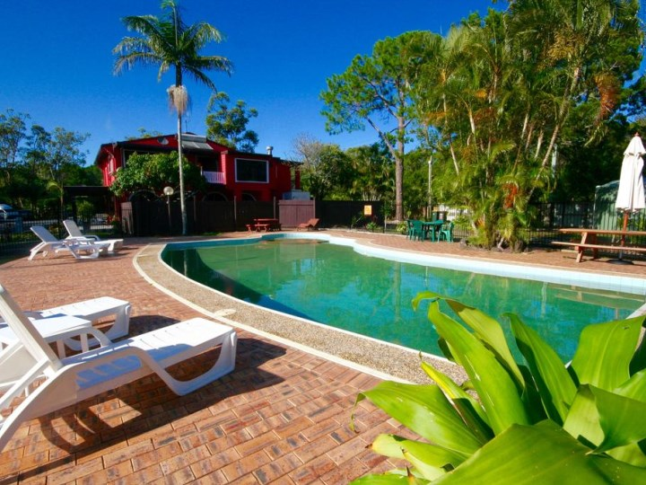 Byron Holiday Park, Byron Bay