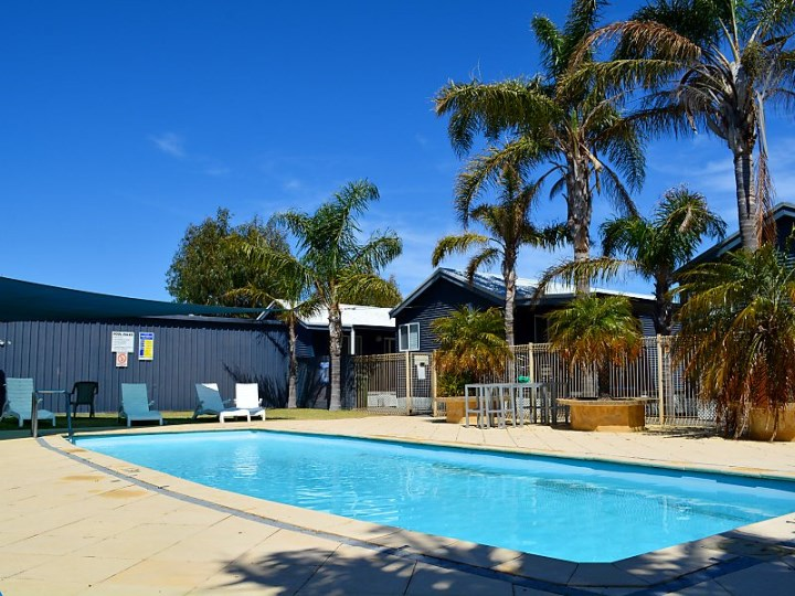 Busselton Holiday Village - Pool
