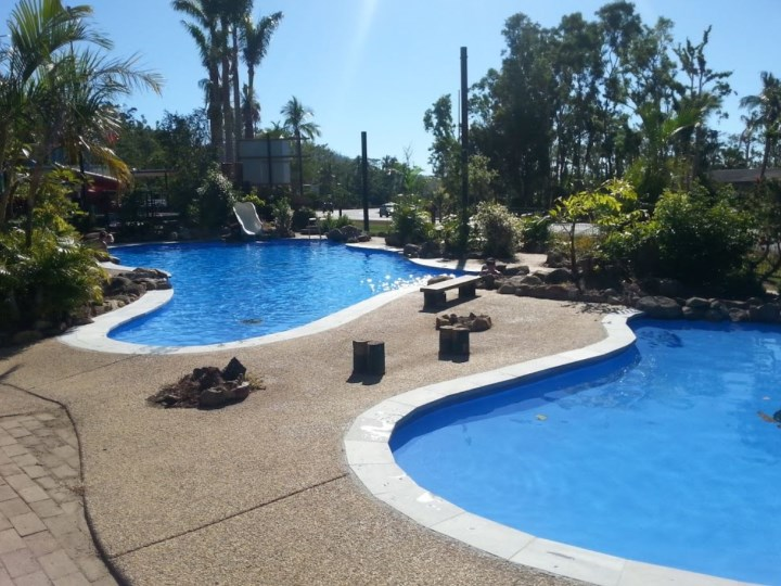 Discovery Parks Airlie Beach - Swimming Pool