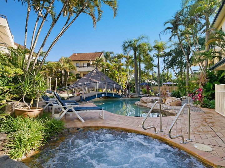 Noosa International - Pool