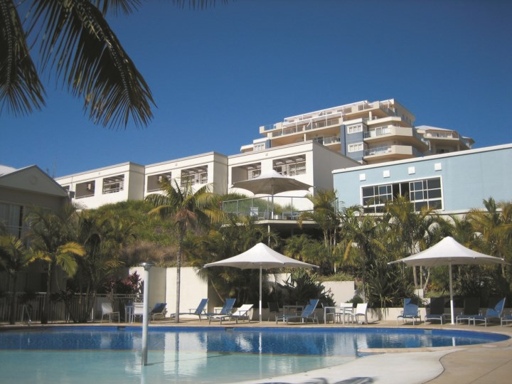 Ramada Resort Shoal Bay - Poolview