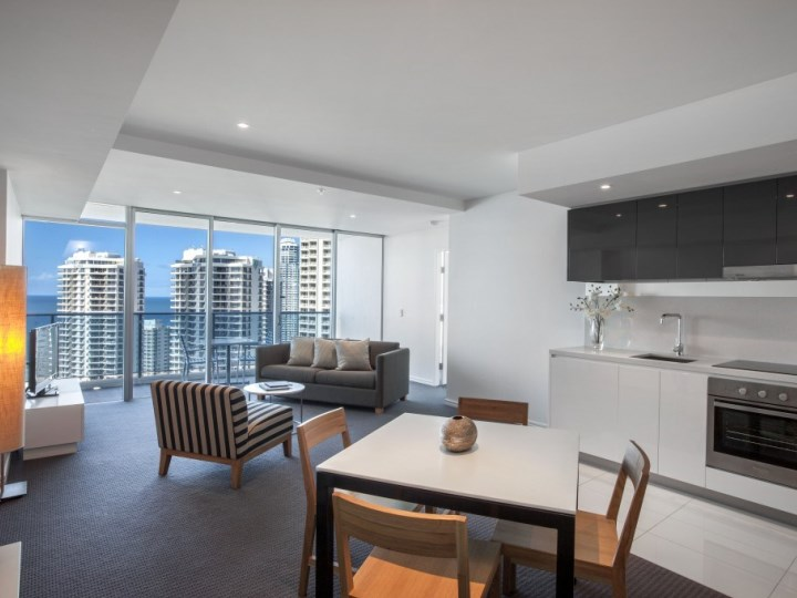 Hilton Surfers Paradise - Living Area