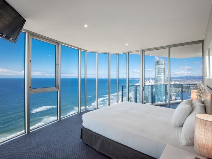 Hilton Surfers Paradise - Bedroom