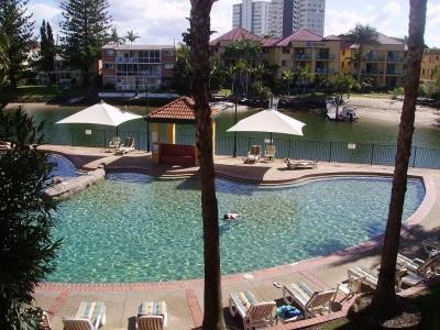 Paradise Island Outdoor Pool