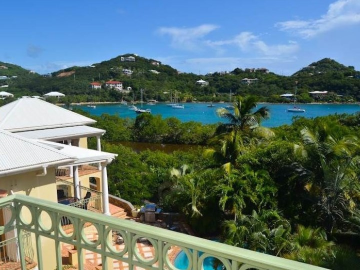 Reefside Villas - Balcony View