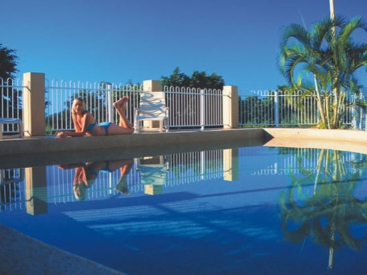 Reefside Villas - Pool
