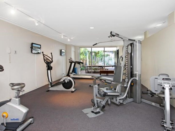 Alpha Sovereign Hotel - Gym