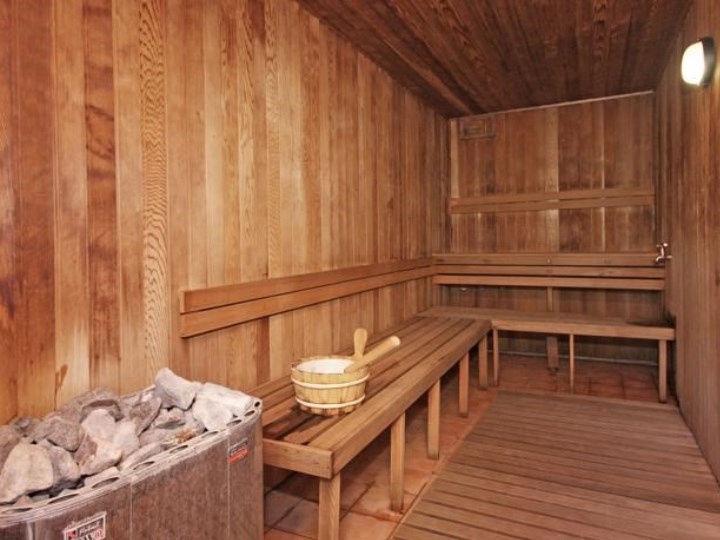 Alpha Sovereign Hotel - Sauna