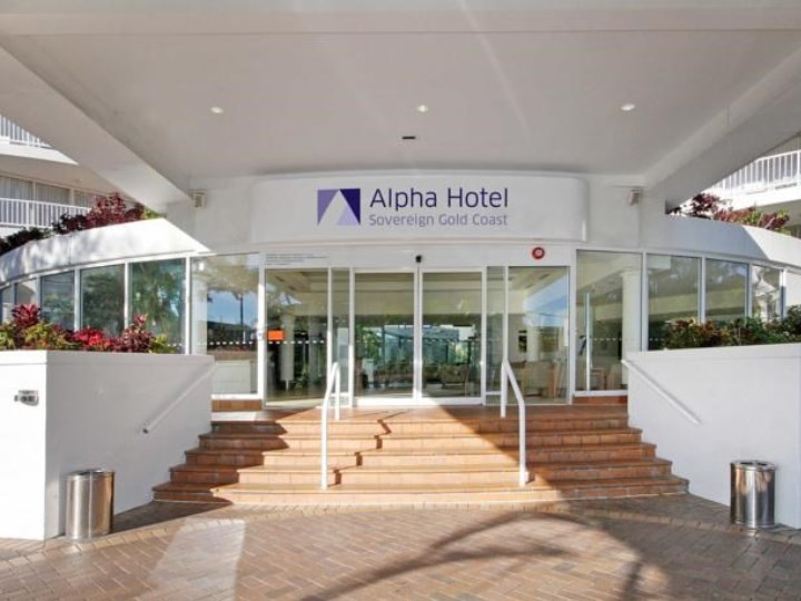 Alpha Sovereign Hotel - Exterior