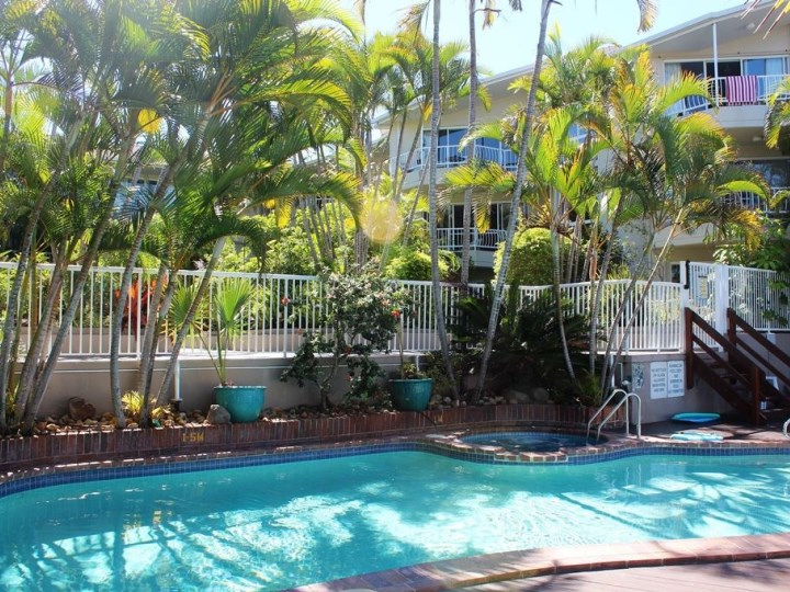 Surfers Del Rey Holiday Apartments