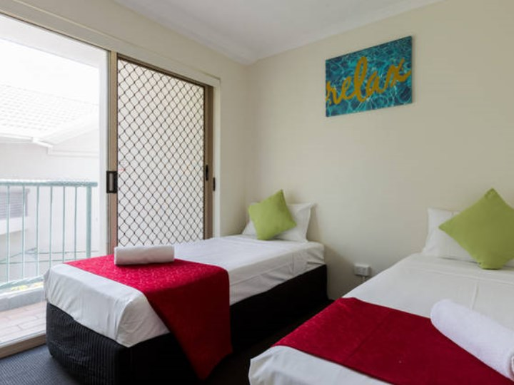 Surfers Riverside Holiday Apartments, Gold Coast