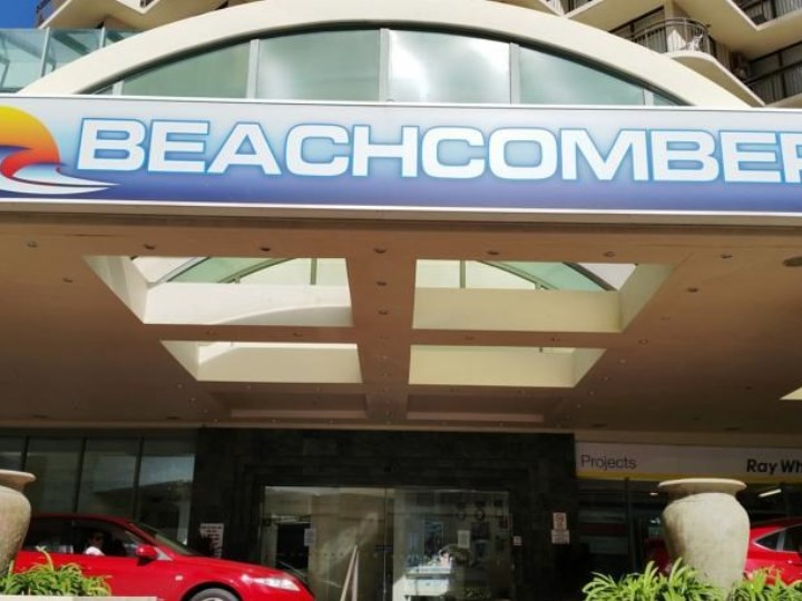 Beachcomber Surfers Resort - Exterior