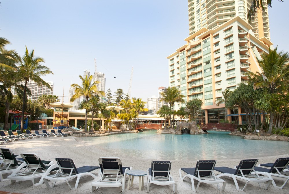 Hotel With Pool Access From Rooms Gold Coast