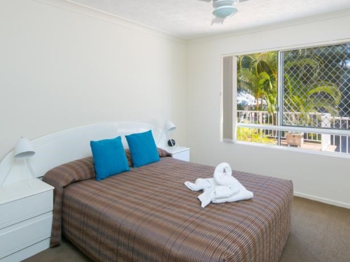 Bay Lodge Apartments - Bedroom