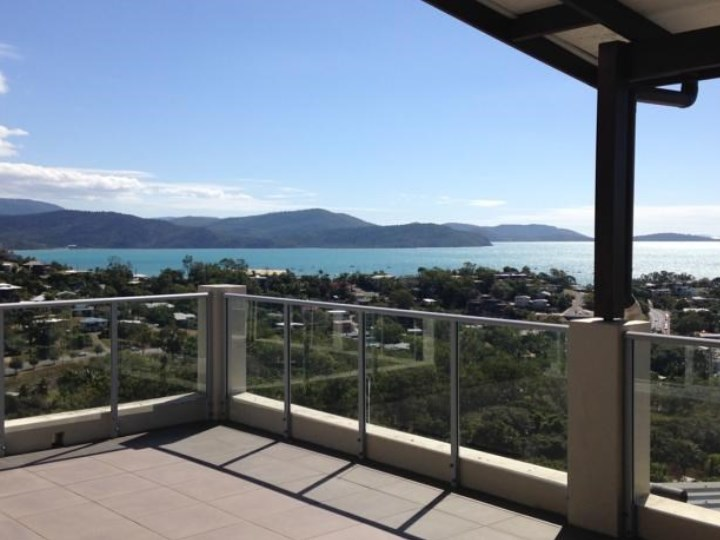 Whitsunday Reflections - Balcony View