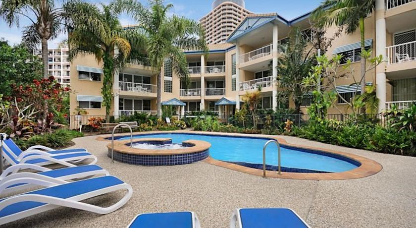 Schoolies Gold Coast Surfers Beach Holiday Apartments ...